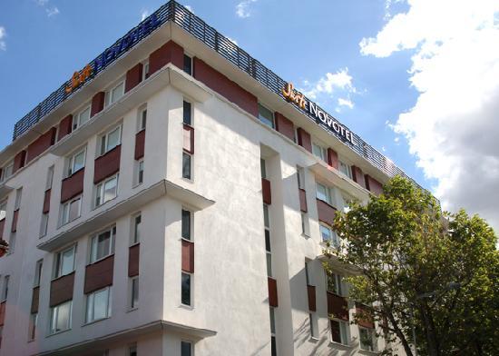 Novotel Suites Clermont Ferrand Polydome : l hôtel