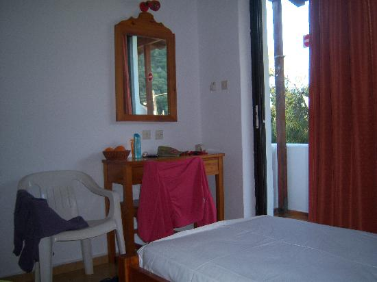 Hotel Irida Plakias: MY ROOM