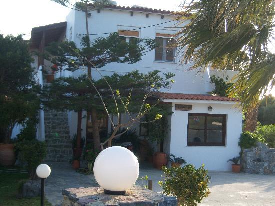 Hotel Irida Plakias: RECEPTION