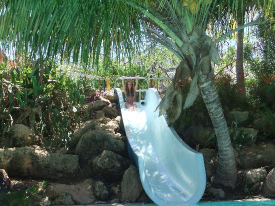 Melia Península Varadero: tobogán piscina niños