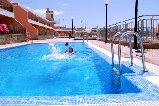 Balcon Del Mar: Heater Pool