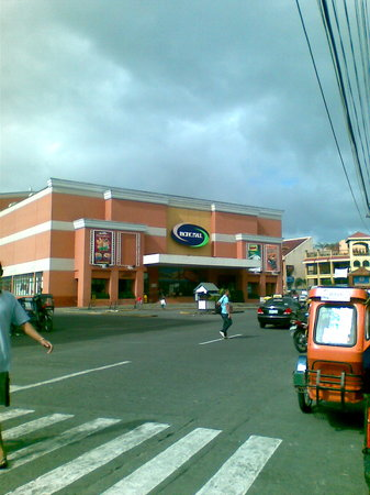 Pacific Mall: Front