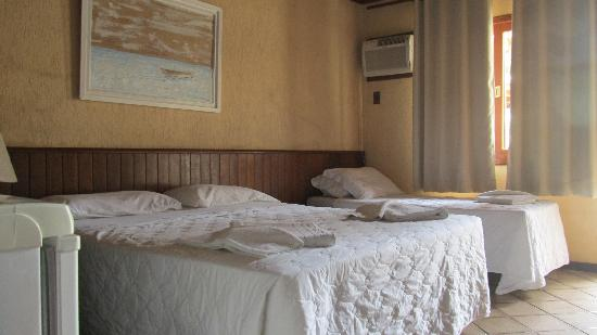 Hotel Don Quijote: Hab standard