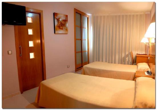 Hotel Tio Pepe: Habitaciones