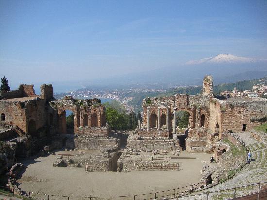 Hotel Palladio: Teatro greco di Taormina