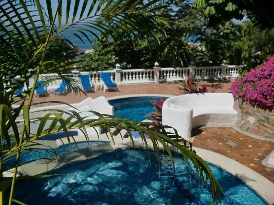 Villas Mediterraneas: great pools
