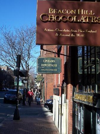 Boston Chocolate Tours