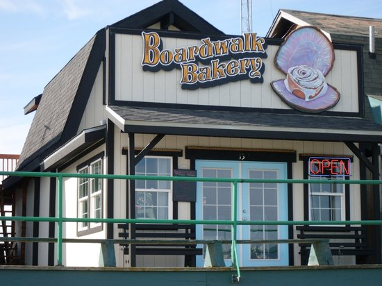 Boardwalk Bakery: A taste of heaven in Homer