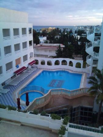 El Kantaoui Center : view from the room