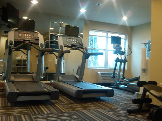 TownePlace Suites Cleveland Streetsboro: Exercise Room