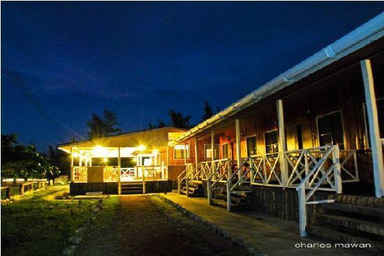Kudat, Malaysia: The lodge
