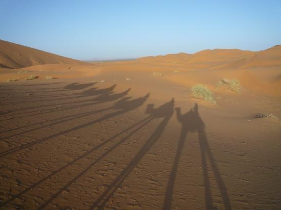 Auberge Takojt: en route pour l'oasis