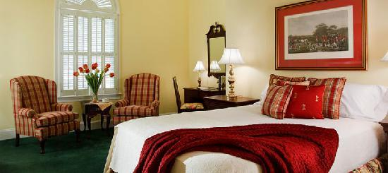 Inn at Whitewing Farm B&B: Carriage House Room