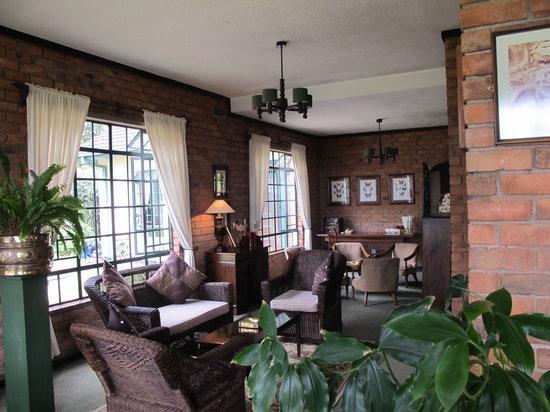 Inn on the Vumba: lounge