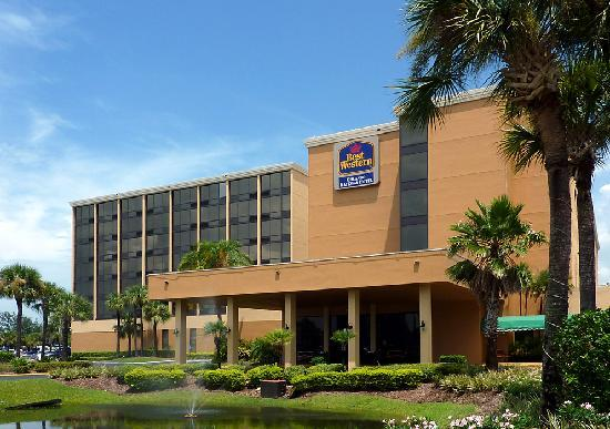 Best Western Orlando Gateway Hotel: The place to be for the things you want to do!