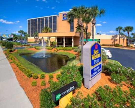 Best Western Orlando Gateway Hotel Enjoy