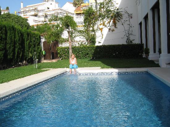 Hotel La Luna Blanca : piscina