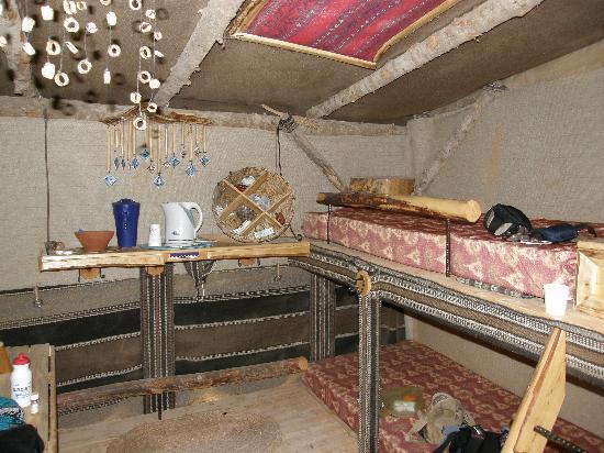 Kfar Hanokdim: Tent Accommodation