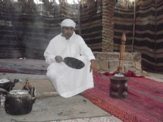 Arad, Israel: Bedouin Hospitality