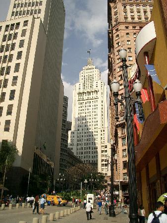 São Paulo, SP: Zentrum