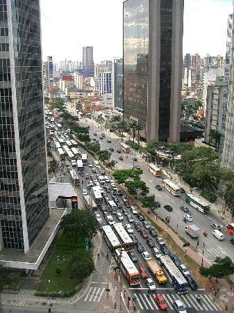 São Paulo, SP: Verkehr