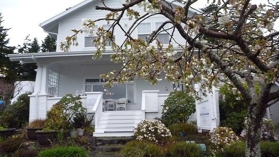 Edwin K Bed And Breakfast Florence Oregon B Amp B Reviews