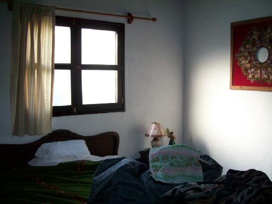Casa los Joles: la habitación