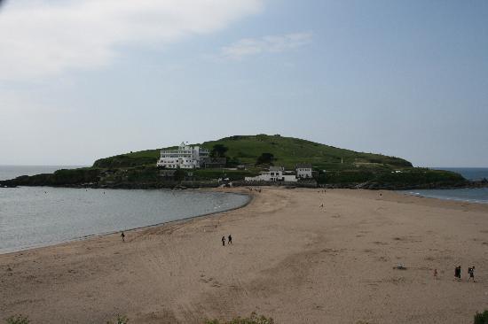 Burgh Island Hotel : The Island