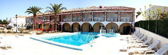 Hotel Continental: Piscina
