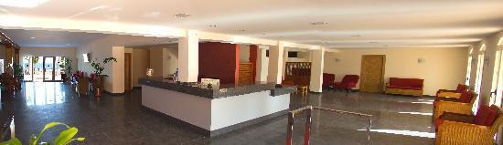 Hotel Continental: Recepción del Hotel