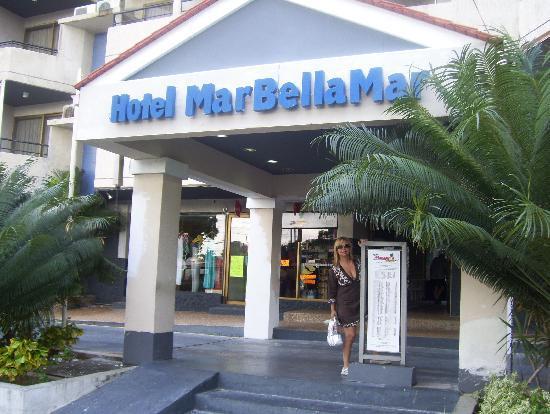 Marbellamar Hotel & Resort: entrada