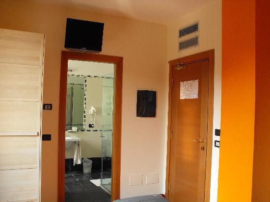 Hotel Ristorante Vecchia Riva: Chambre 1