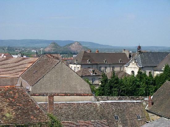 Logis de La Tete Noire : Another view out our window