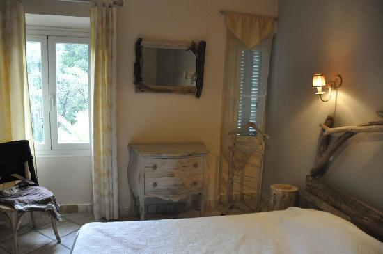 Hotel La Solenzara : driftwood room