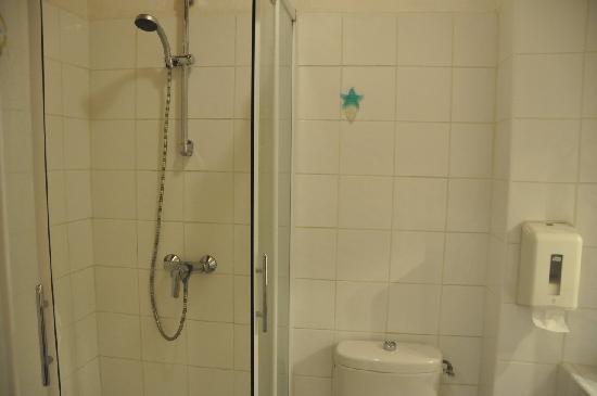 Sari-Solenzara, France: bathroom