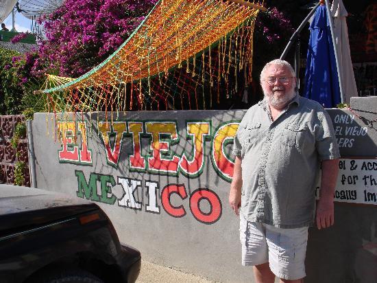 Los Barriles, Mexico: El Viego