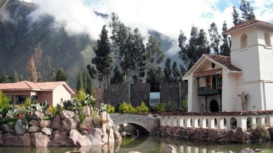 Aranwa Sacred Valley Hotel & Wellness : Calming eye candy around every corner