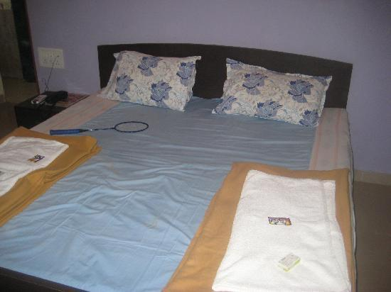 Mohili Meadows Resort: Bedroom