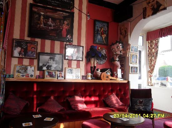 Beeston Lodge Hotel: Rock on  Beeston Lodge