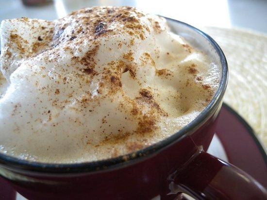 MIMI's Roof Top Cafe  & Coffee Bar : Fresh ground Locally roasted organic fair trade coffee beans