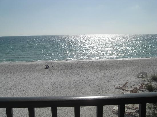 Anna Maria Island Dream Inn: view from our room!!!
