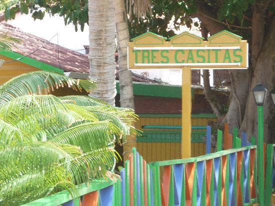 Apartahotel Tres Casitas: entrada