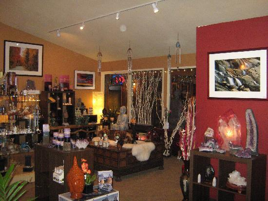 Mammoth Lakes, Californien: come in and experience or amazing boutique
