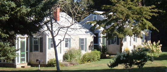 Pine Shore Cottages: Cottages 1 & 2