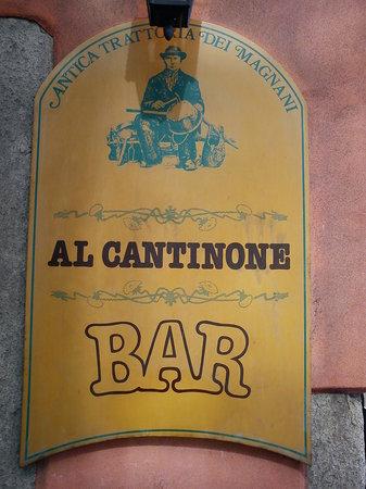 Trattoria dei Magnani Al Cantinone