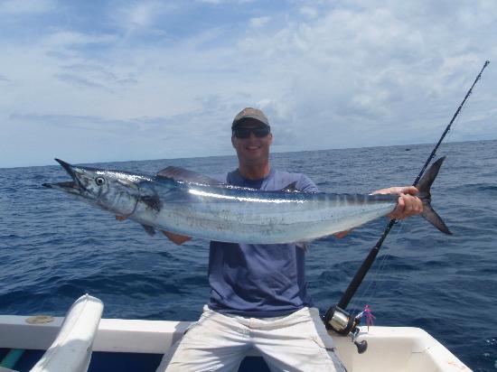Boquete Outdoor Adventures: BOA Fishing   Wahoo!!!!