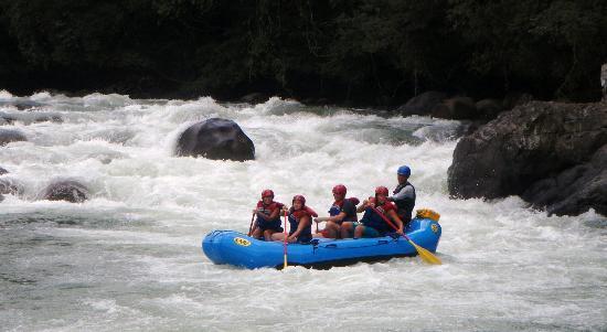 Boquete Outdoor Adventures: BOA Rafting Rio Chiriqui