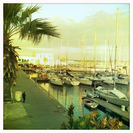 Monastir, Tunisie: Cap marina