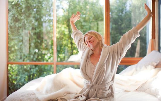Samadhi Spa & Wellness Retreat: Stretch and relax