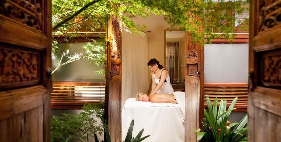 Samadhi Spa & Wellness Retreat: Samadhi spa therapies